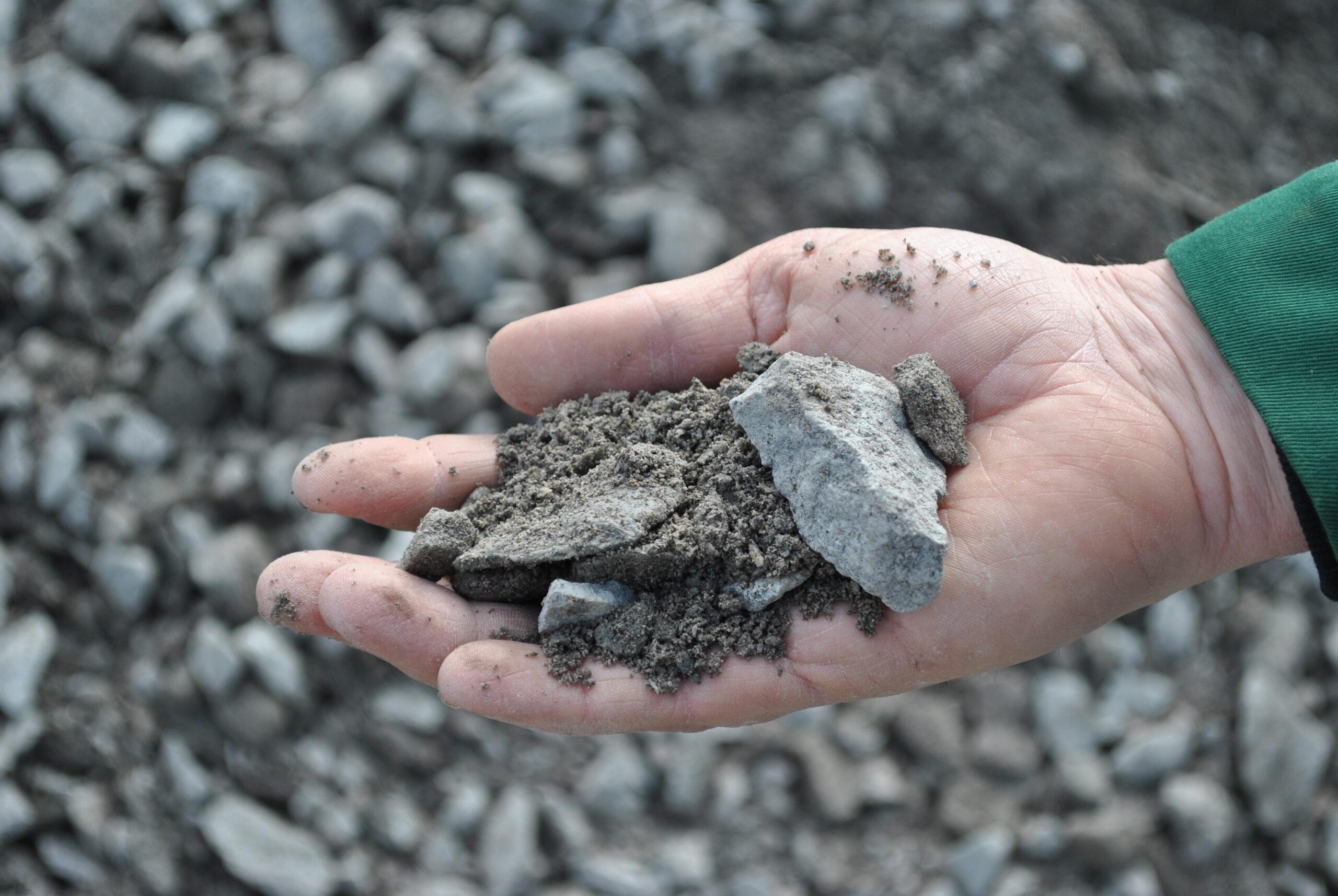 Mineralbeton 0/32** Fritzbauer GmbH, Weinheim